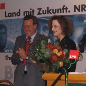 Landratskandidatin Ulrike Boden