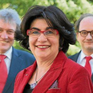 v.l.n.r.: Th. Ostermann, M. Unger, M. Trepper