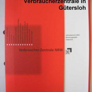 Die SPD setzt sich für den Erhalt der Verbraucherzentrale in Gütersloh ein.