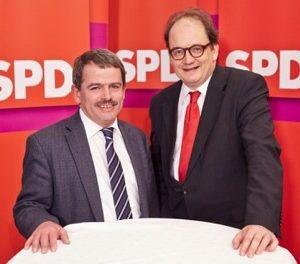 Volker Richter und Matthias Trepper