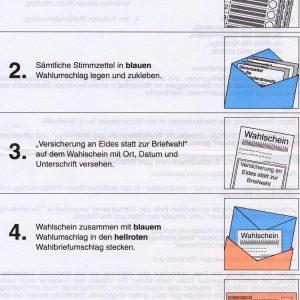 Nutzen Sie Ihr Wahlrecht!