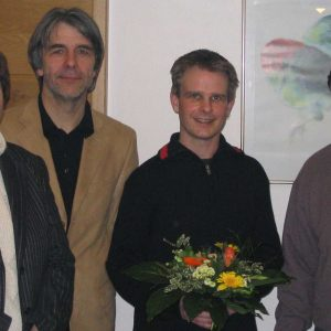 Maik Birkholz ist neuer Stadtverbandsvorsitzender in Gütersloh.