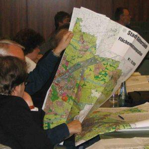Die SPD hat mit einer offenen Fraktionssitzung die Beratungen zum Flächennutzungsplan begonnen.