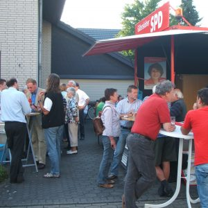 Roter Grill in Kattenstroth